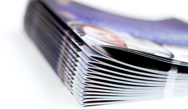Крупный тираж брошюры
