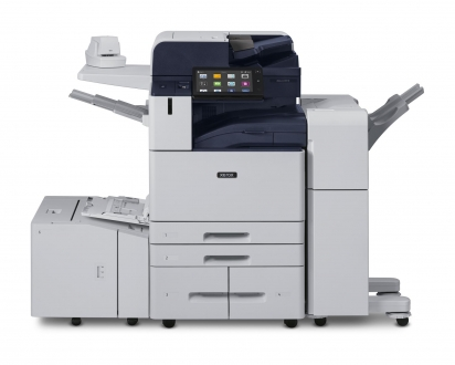 Полноцветные МФУ Xerox AltaLink® C8100: все преимущества экосистемы Xerox® ConnectKey®