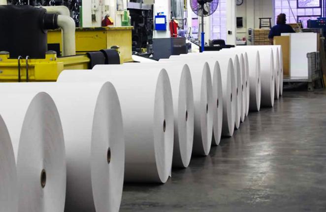 Рулоны бумаги