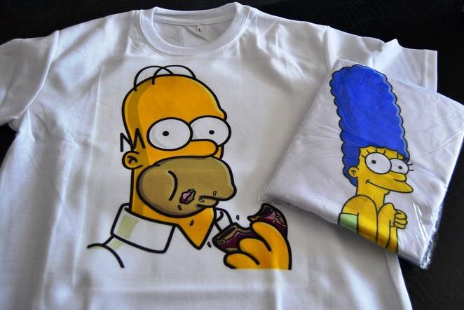шелкография на футболке